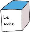 Le Cube - L'écrit du Cube