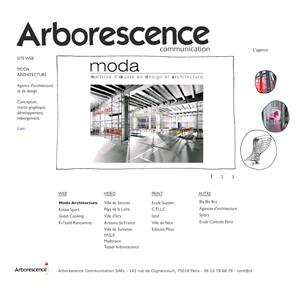 Arborescence Communication